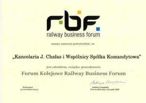 Railway Business Forum
