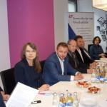 Spotkanie mediów zKazachstanu wKacnelarii Chałas iWspólnicy
